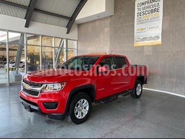 Chevrolet Colorado LT 4x2 usado (2018) color Rojo precio $475,000