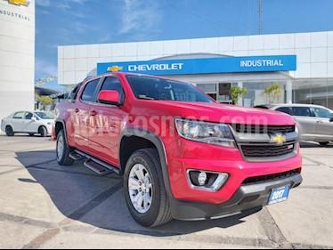 Chevrolet Colorado LT 4x4 usado (2017) color Rojo Lava precio $489,000
