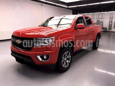 Foto Chevrolet Colorado 3.7L 4x4 Cabina Doble Paq B usado (2016) color Rojo precio $222,000