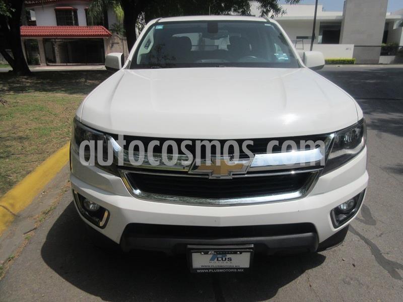 Chevrolet Colorado 4x4 Paq. C usado (2017) color Blanco precio $419,900