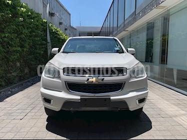 Chevrolet Colorado LT 4x2 usado (2014) color Blanco precio $250,000