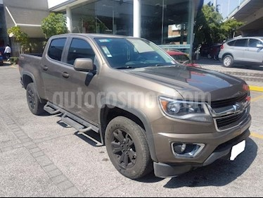 Chevrolet Colorado 4P WT L4 2.5L TA A/AC. usado (2017) precio $449,000