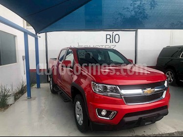 Chevrolet Colorado 3.5L 4x2 Cabina Doble Paq C  usado (2019) color Rojo precio $540,000