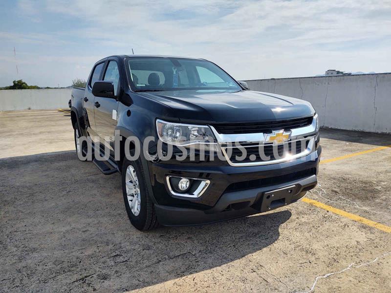 Chevrolet Colorado LT 4x4 nuevo color Negro precio $751,100
