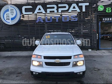 Chevrolet Colorado 2.9L 4x2 Cabina Doble Paq A  usado (2012) color Blanco precio $194,000