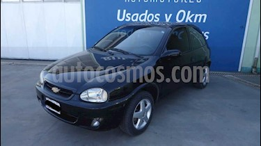 Chevrolet Corsa Classic - usado (2009) color Negro precio $225.000