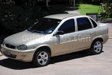 Foto venta Auto Usado Chevrolet Corsa Classic 4P 1.6 Super (2007) color Beige precio $125.000