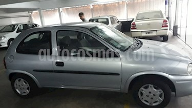 Chevrolet Corsa Classic 3P 1.6 GL usado (2007) color Plata Polaris precio $190.000