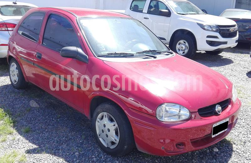 Chevrolet Corsa Classic 4P 1.6 GL usado (2007) color Rojo precio $430.000