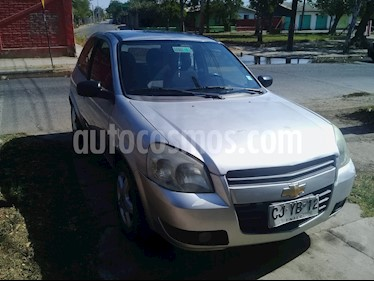 Chevrolet Corsa Hatchback 1.6 ML Plus usado (2010) color Gris precio $2.350.000