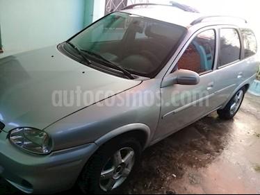 Foto venta Auto usado Chevrolet Corsa Wagon Classic 1.4 GLS (2010) color Plata precio $160.000