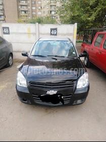 Chevrolet Corsa  1.6 PWR Ac usado (2010) color Negro precio $1.900.000