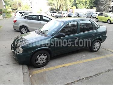 Chevrolet Corsa  1.6 PWR Ac usado (2005) color Verde precio $2.300.000