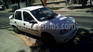 Chevrolet Corsa  1.6  usado (2008) color Blanco precio $1.500.000