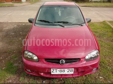 Chevrolet Corsa  1.6  usado (2006) color Rojo precio $2.150.000