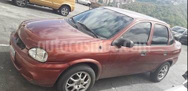 Foto venta carro usado Chevrolet Corsa 2p A-A L4,1.6i,8v A 1 1 (2003) color Rojo precio u$s1.850