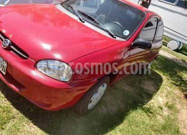 Foto venta Auto usado Chevrolet Corsa 3P City  (2009) color Rojo precio $130.000