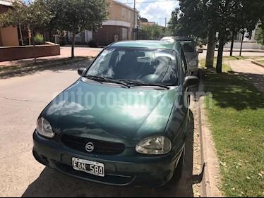 Foto venta Auto usado Chevrolet Corsa 3P City  (2002) color Verde Oscuro precio $100.000