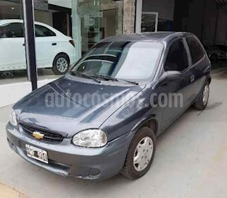 Foto venta Auto usado Chevrolet Corsa 3P City  (2009) color Verde Oliva precio $120.000