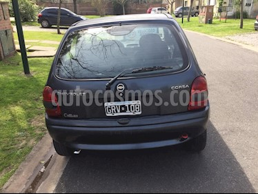 Foto venta Auto usado Chevrolet Corsa 3P GL 1.6 Ac (2007) color Gris Oscuro precio $110.000