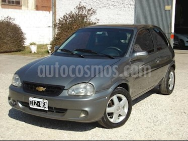Foto venta Auto usado Chevrolet Corsa 3P GL 1.6 Ac (2009) color Gris Oscuro precio $110.000