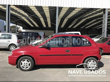 Foto venta Auto Usado Chevrolet Corsa 3P (2009) color Rojo