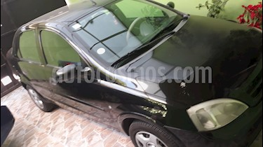 Foto Chevrolet Corsa 4P 1.8L B usado (2007) color Negro precio $63,000