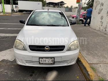 Foto Chevrolet Corsa 4P 1.8L B usado (2007) color Blanco precio $55,000