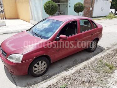 Chevrolet Corsa 4P 1.8L Comfort A usado (2003) color Rojo precio $35,000