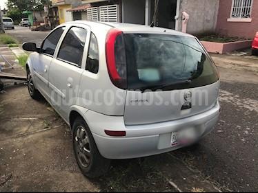Chevrolet Corsa 4P 1.8L Comfort C usado (2003) color Gris precio $45,000