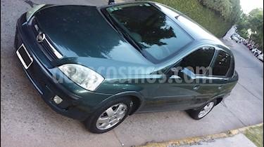Chevrolet Corsa 4P CD usado (2008) color Verde precio $159.000
