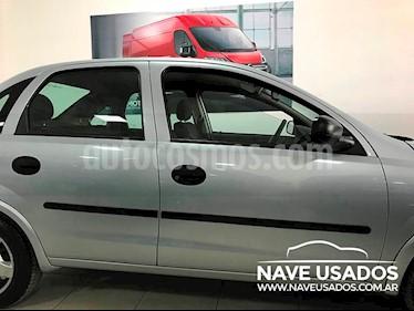 Foto venta Auto Usado Chevrolet Corsa 4P CD (2008) color Gris