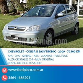 Foto venta Auto usado Chevrolet Corsa 4P Easytronic (2009) color Gris Claro precio $205.000