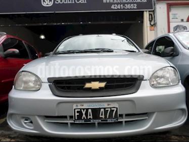 Foto venta Auto usado Chevrolet Corsa 4P GL DSL Plus (2007) color Gris Claro precio $190.000