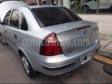 Foto venta Auto usado Chevrolet Corsa 4P GL Pack I  (2007) color Gris precio $195.000