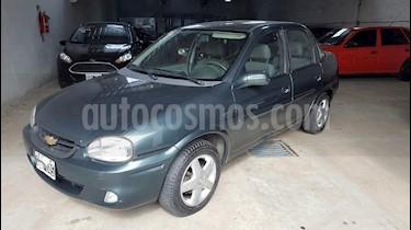Foto venta Auto Usado Chevrolet Corsa 4P GL  (2009) color Verde Oscuro precio $169.000