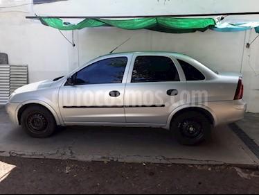Foto venta Auto usado Chevrolet Corsa 4P GL (2008) color Plata Polaris precio $149.000