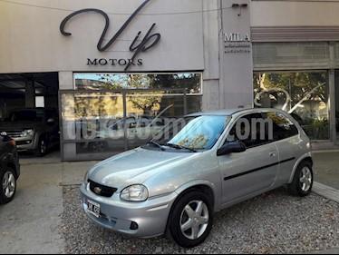 Foto venta Auto usado Chevrolet Corsa 4P GLS DSL (2010) color Gris Claro precio $195.000