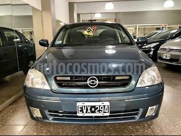 Foto venta Auto usado Chevrolet Corsa 4P GLS DTi (2005) color Azul Metalizado precio $160.000