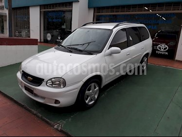 Foto venta Auto Usado Chevrolet Corsa 4P GLS  (2010) color Blanco precio $155.000