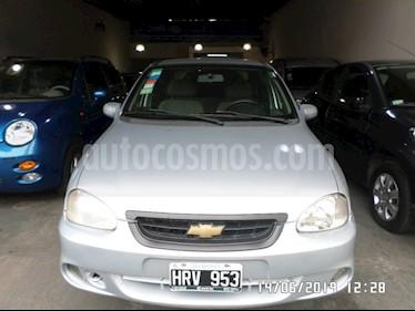 Foto venta Auto usado Chevrolet Corsa 4P GLS  (2008) color Gris Claro precio $149.000