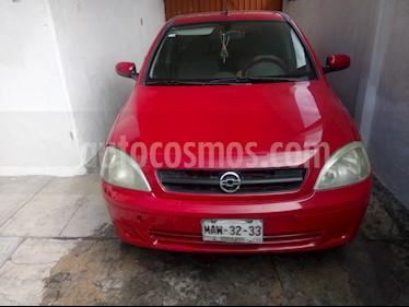 Foto Chevrolet Corsa 5P 1.8L Comfort A usado (2007) color Rojo precio $52,500