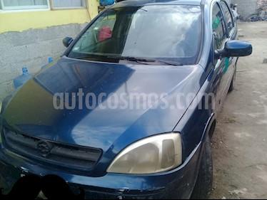 Chevrolet Corsa 5P 1.8L Comfort C usado (2004) color Azul precio $37,000