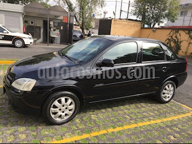 Foto Chevrolet Corsa 5P 1.8L Comfort M usado (2004) color Negro precio $47,000
