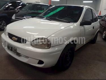 Foto venta Auto usado Chevrolet Corsa 5P GL 1.4 MPFi AA (2010) color Blanco precio $115.000