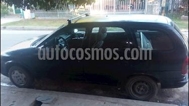 Chevrolet Corsa 5P GL Ac usado (2007) color Negro precio $90.000