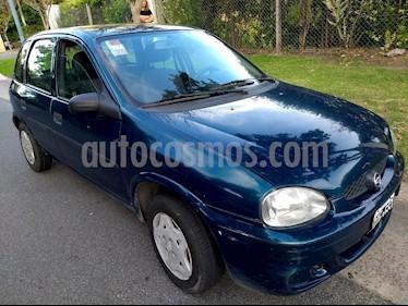 Chevrolet Corsa 5P Wind usado (2000) color Verde precio $80.000