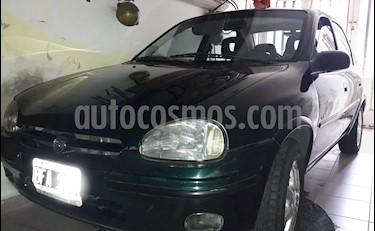 Chevrolet Corsa 4P GLS 1.6 usado (1997) color Verde Oscuro precio $165.000