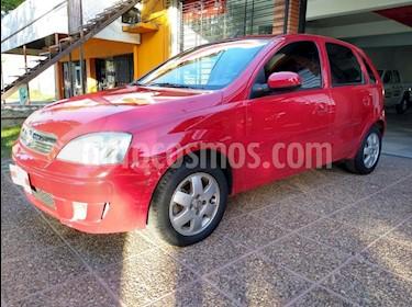 Foto Chevrolet Corsa 5P CD usado (2011) color Rojo precio $1.111.111