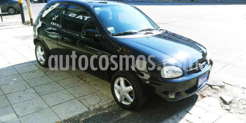 Chevrolet Corsa 3P GL 1.6 Ac usado (2008) color Negro precio $245.000